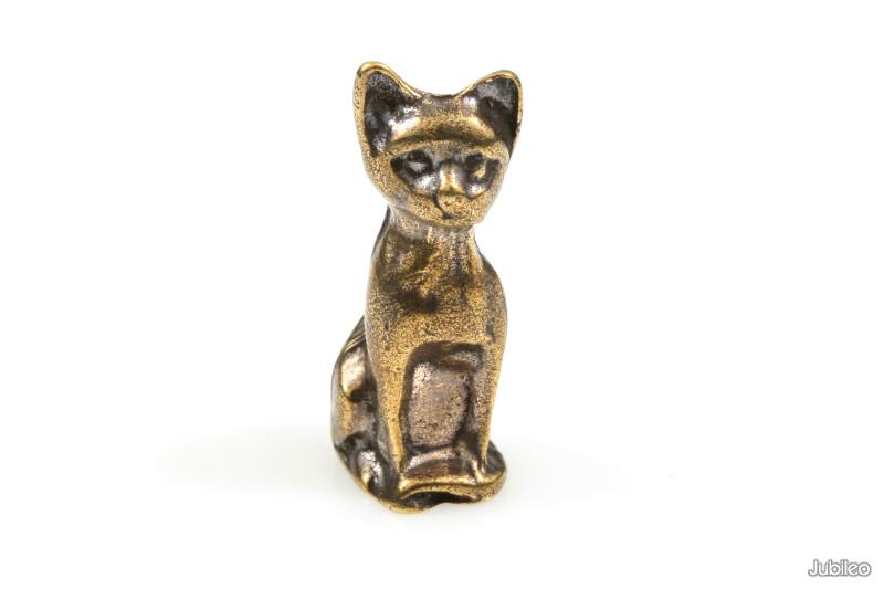 Figurka Kot Egipski Symbol Miłości I Radości Sklep Z Biżuterią